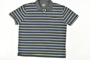 The Foundry Men's Size 2XLT Polo  Gray