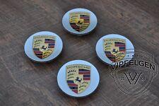 4x Orig Porsche Macan 95B Hubcap WHEELCAP Lid 65 mm 95b601150a 8Z8