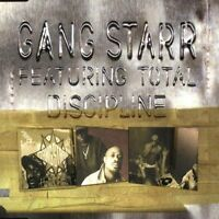 Gang Starr Discipline (1999, feat. Total) [Maxi-CD]