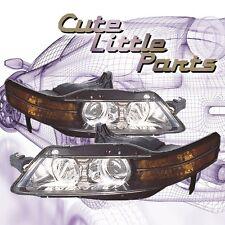 Driver+Passenger HID Headlight Unit Pair for 2007 2008 ACURA 3.2 TL BASE/NAVI
