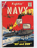 Fightin' Navy #115 Charlton 1964