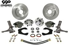 Mustang Ii Ifs Complete Modular Stock Spindle Disc Brake Kit 5 X 475 Gm Lug Fits 1939 Ford