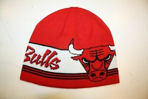 Adidas Originals X NBA Beanie Chicago Bulls New Multicoloured