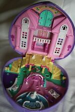 1994 Bluebird Polly Pocket Musical Dream Wonderful Wedding Party Compact works