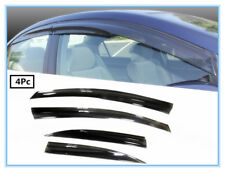 FOR 2012-2015 Honda Civic Sedan SMOKED WINDOW VISOR WIND DEFLECTOR