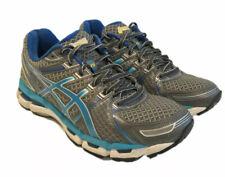 Asics Gel Kayano 19 Womens T392N 9001 Blue Pink Running