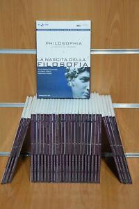 """DVD Philosophia """"Il Cammino del Pensiero"""" Corriere della Sera Originali"""