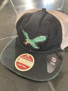 MENS/WOMENS Philadelphia Eagles New Era NFL Historic 9Twenty Mesh Back Hat NWT