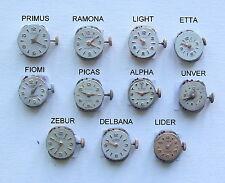Ramona lot woman wristwatch movement not running DELBANA unver primus zebur alpha