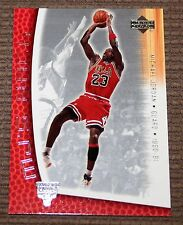Michael Jordan 2001 Upper Deck MJ Back 1990 Sweeping the Piston Basketball card