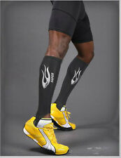 Compression Calf Sleeves Socks -More convenient than Pants or Tights Top Quality