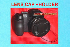 LENS CAP DIRECTLY to CAMERA SONY CYBERSHOT DSC-HX200 V HX 200V DSC-HX200V+HOLDER