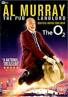 Al Murray The Pub Landlord: Beautiful British Tour Live at the 02 [DVD], Very Go