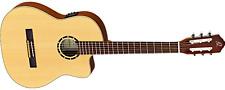 ORTEGA Family Serie Akustik Gitarre Slim Neck mit Pickup und Preamp inkl. Tasche