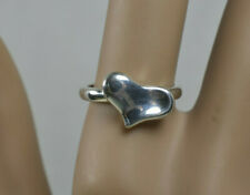 Beautiful Angela Cummings Heart Ring  Sz 6.25 Rare
