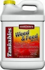 Pbi Gordon's 7171120 2.5 Gallon LIquid Weed & Feed Lawn Fertilizer 15-0-0