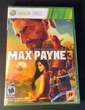Max Payne 3 (XBOX 360) NEW