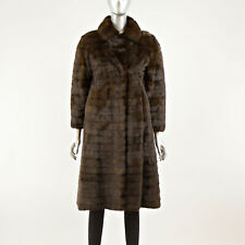 Chinese Mink 7/8 Coat- Size XS (Vintage Furs)