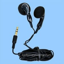 GENUINE SANDISK SANSA EARPHONES Earbuds Headphones Clip+ Zip Fuze Jam MP3 Player