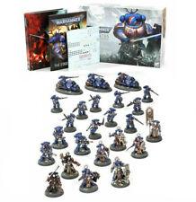 Warhammer 40k Indomitus Primaris Space Marines Army box Lot New Marine Nos