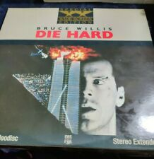 Special Wide Screen Edition Bruce Willis Die Hard Laservideo Disc