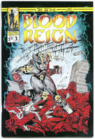 BLOOD REIGN #1, VF/NM, Tim Tyler, Fathom Press, Horror, 1991, more in store