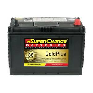 SuperCharge Gold Plus MF95D31L / N70ZZLMF  Battery with 36 months warranty.