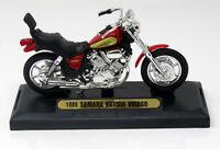 Modell Motorrad   1:18 Yamaha Vx 1000  Virago 1986 Rot   Motormax