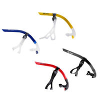 Center Swimming Snorkel Silicone Gel Mouthpiece for Swimming Gear Training