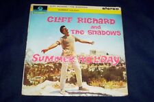 CLIFF RICHARD LP SUMMER HOLIDAY''STEREO'' ORIGINAL RARE SCX 3462 Rock& Roll