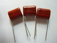 10PCS CBB21 154J 630V 0.15UF 150NF P15 Metallized Film Capacitor