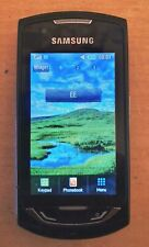 SAMSUNG S5620 MONTE TOUCH MOBILE PHONE - UNLOCKED WITH NEW CHARGAR AND WARRANTY