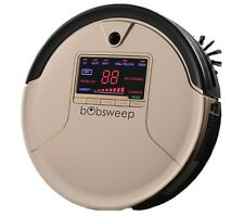 bObsweep PetHair 2.0 Robotic Vacuum Cleaner & Mop-Champagne NEW SEALED WP460012