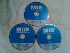 Men In Black Trilogy Blu Ray Discs Mib Will Smith