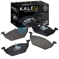 Kale Brake Pad Set Front Brake Pads for Skoda Fabia III (NJ3) / Estate (NJ5)