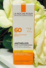 La Roche-Posay Anthelios 60 Ultra Light Sunscreen Fluid 1.7oz (50ml) Exp 2022