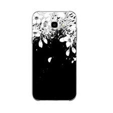 Soft TPU Case For Samsung Galaxy A5 2016 2017 2018 Back Cover Skins B&W