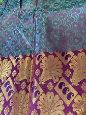 Indian-traditional Silk Latest Kanchipuram Pallu Wedding-party Saree