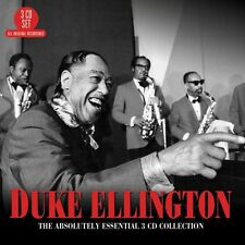 Duke Ellington ABSOLUTELY ESSENTIAL COLLECTION Best Of 60 Songs NEW SEALED 3 CD