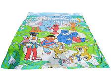 Sesame Street Single Bed Quilt Cover Jim Henson Vintage 1996  Rare