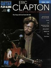 Eric Clapton from the Album Unplugged Guitar Play-Along TAB Music Book/Audio