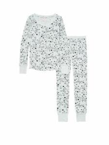 Victoria Secret Thermal Long Jane Pajama Set top pants XS S M L XL NEW pj cotton