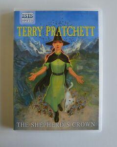 The Shepherd's Crown: Terry Pratchett - Unabridged Audio Book - MP3CD