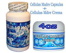 2 CELULAS MADRES,SANICELLS 2🌹KIT CAPSULAS Y CREMA 100%  NATURAL (AFA)