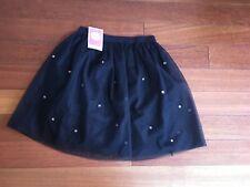 Girl's Circo Black Skirt - Size 7/8 -  NWT