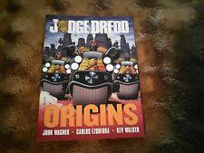 JUDGE DREDD Origins (UK Edition)