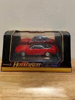 DIMENSION4 HOT PURSUIT 1969 DODGE CHARGER HEMI RED/BLACK 1/43 Die-cast Car