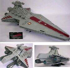 CUSTOM Lego UCS Star Wars Venator-Class Star Destroyer 6125pcs + Plaque 8039