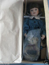 """BOYD""""S BEARS THE YESTERDAYS CHILD COLLECTION DOLL 15""""  MS ASHLEY NEW"""