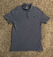 Quiksilver Mens S/S Polo Shirt XL Modern Fit 100% Cotton